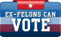 Ex-Felons Can Vote