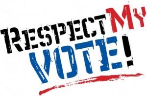 Respect My Vote!