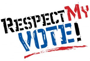 Respect My Vote! Kick-Off