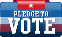 Pledge To Vote
