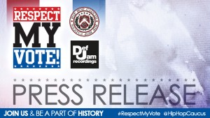 Resepect My Vote! and Def Jam Announce 2 Chainz's Involvement