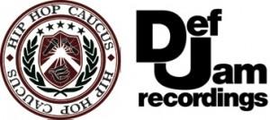 Hip Hop Caucus & Def Jam Logos