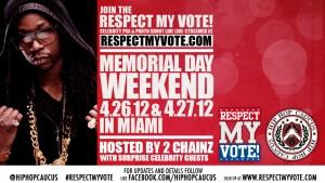 Tune into the Respect My Vote! Celebrity Photo an PSA Shoot via Live-stream