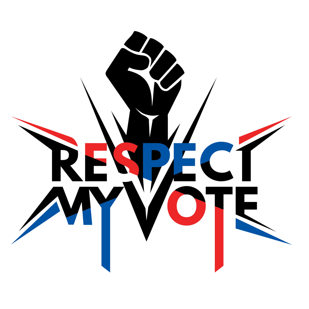 Respect My Vote Logo