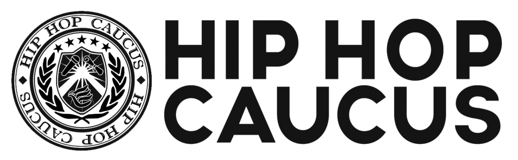 Hip Hop Caucus Logo Black and White