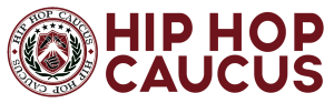 Hip Hop Caucus Logo Maroon