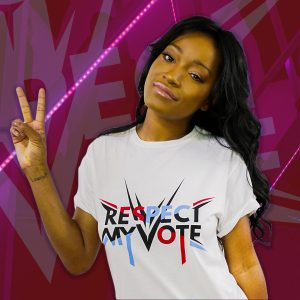 Keke Palmer Hip Hop Caucus Respect My Vote